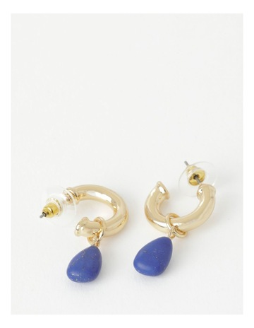 Gold / Blue colour