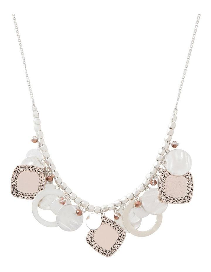 Boho Charm Short Necklace image 1