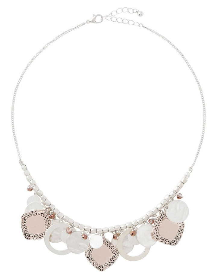 Boho Charm Short Necklace image 2