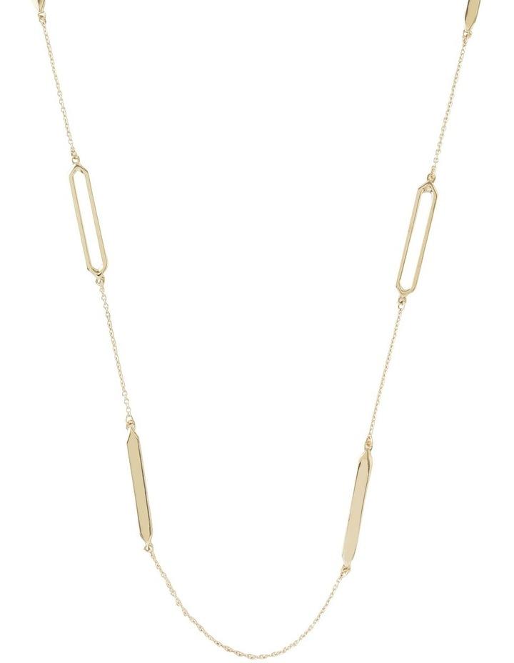 Point Shape Long Neck Gold image 1