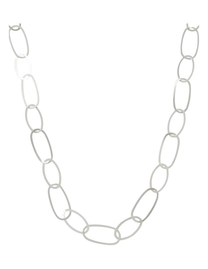 Delicate Chain Short Silver image 1