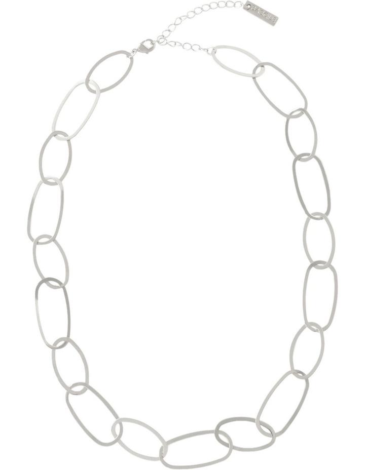 Delicate Chain Short Silver image 2