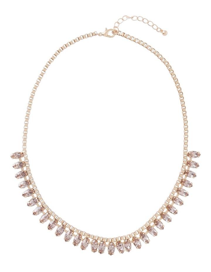 Gypsy Crystal Short Necklace image 2
