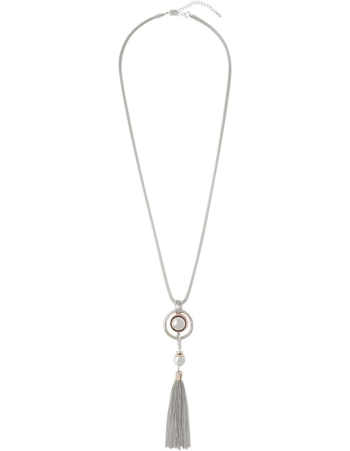 Tassel and Ball Necklace image 2