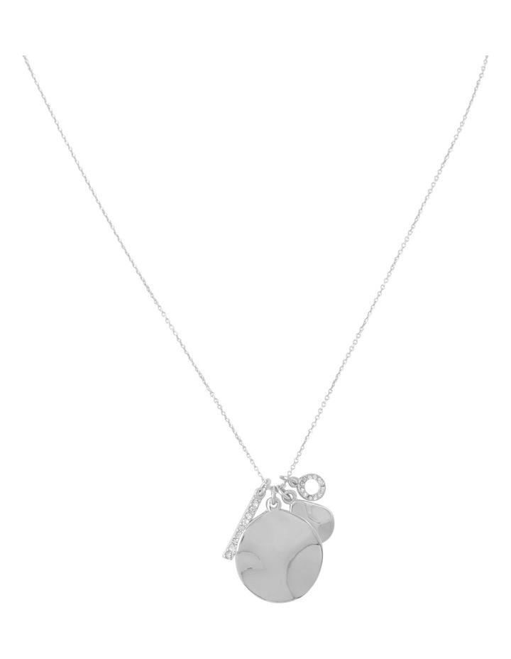 Pave Mini Charm Necklace PIPJE007 image 1