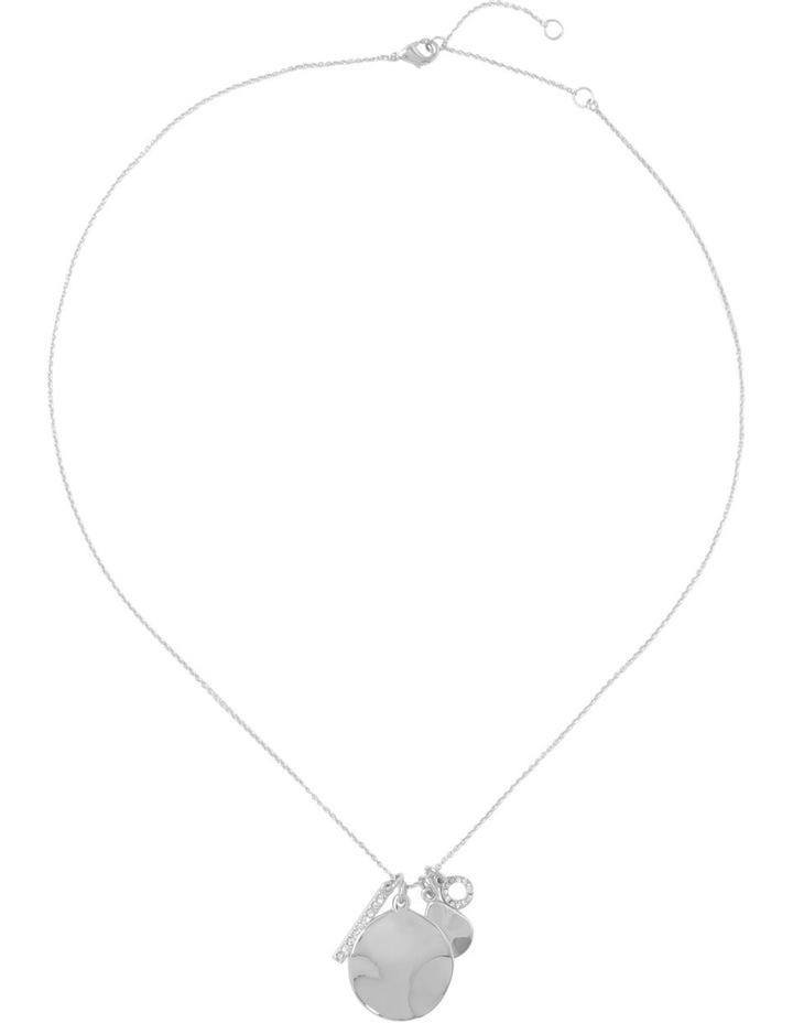 Pave Mini Charm Necklace PIPJE007 image 2