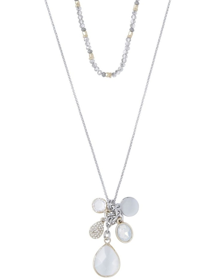 Crystal Statement Necklace image 1