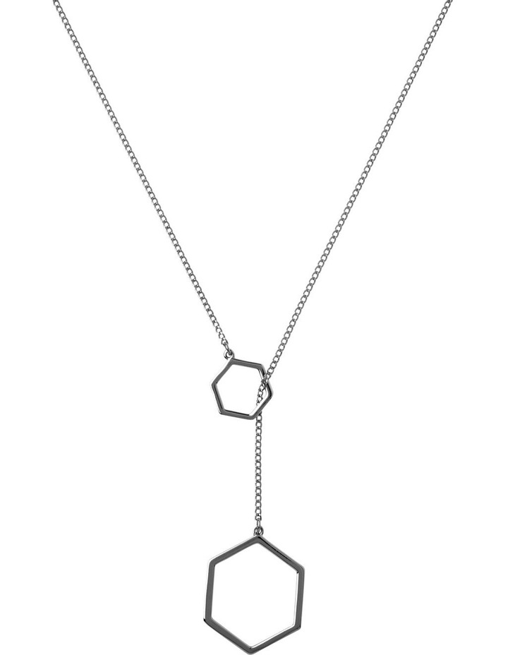 Hexagonal Necklace image 1