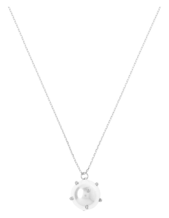 Sparkle Ball Short Necklace image 1