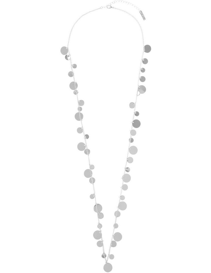 Disc Station Flutter Long Necklace image 2