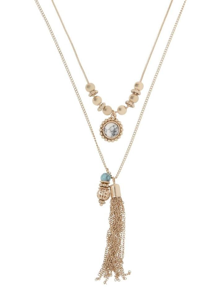 Boho Layered Necklace image 1