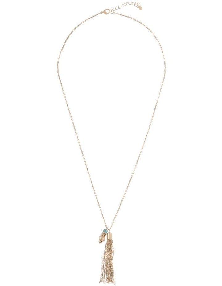 Boho Layered Necklace image 2