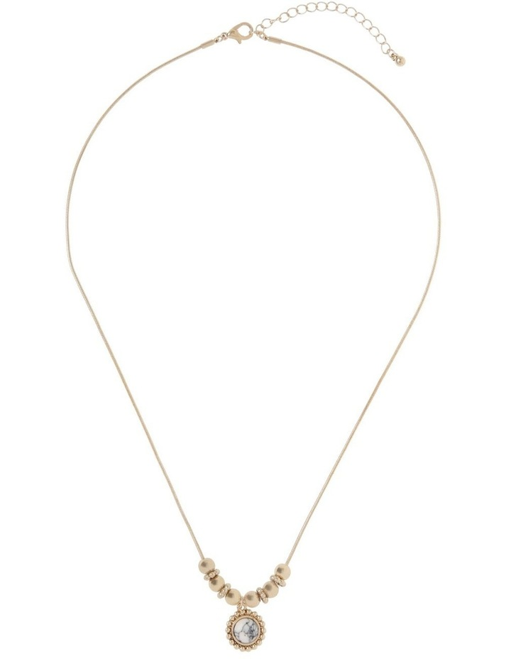 Boho Layered Necklace image 3