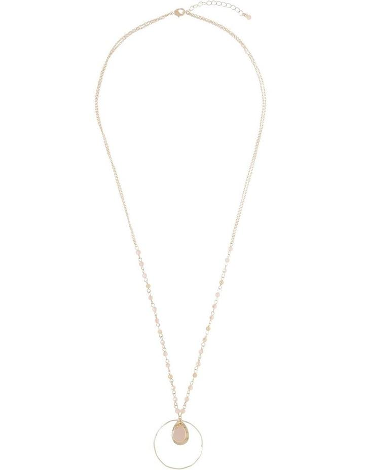 Pendant Stone Necklace image 2
