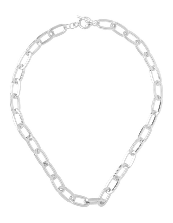 Chain Link Necklace image 2