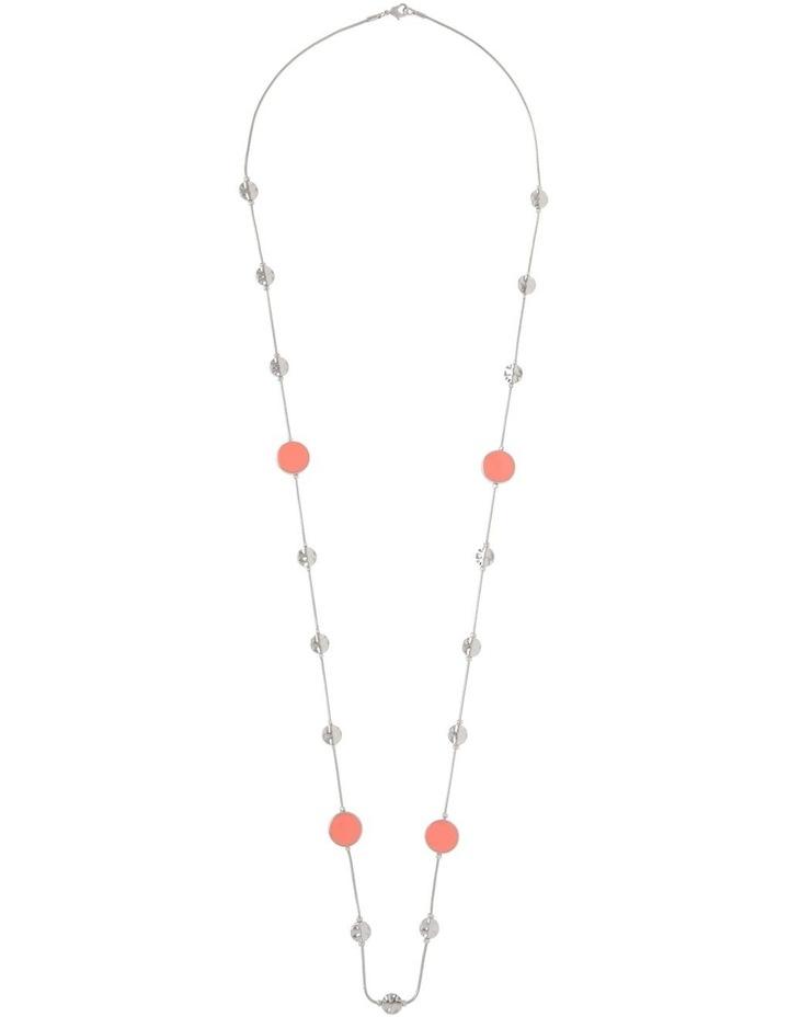 Enamel Station Necklace image 2