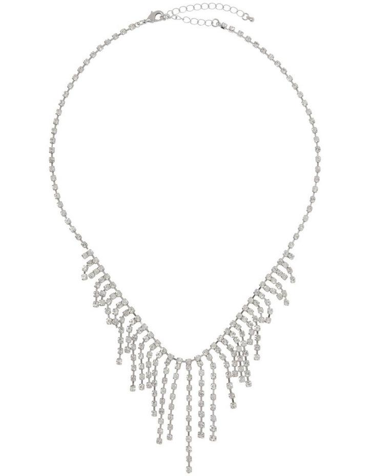 Pave Fringe Necklace image 2
