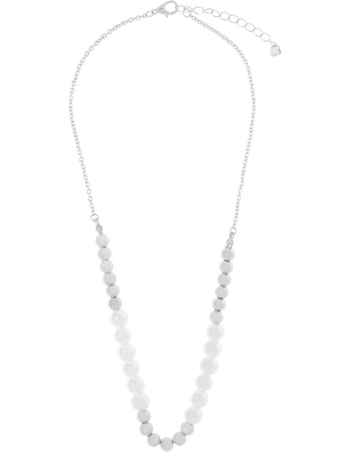 Derby Pearl Layered Necklace image 3