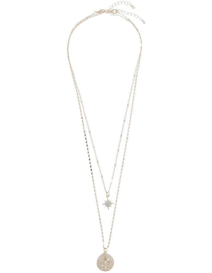 Celestial Layered Necklace image 1