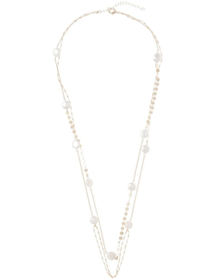 Freshwater Pearl Multi Layered Necklace image 2