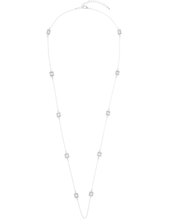 Crystal Station Necklace image 2