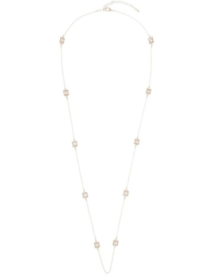 Crystal Station Necklace image 2