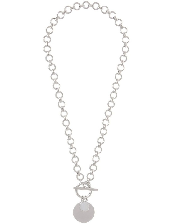 Chain Fob Necklace image 2