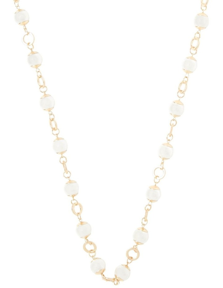 Pearl Statement Necklace image 1