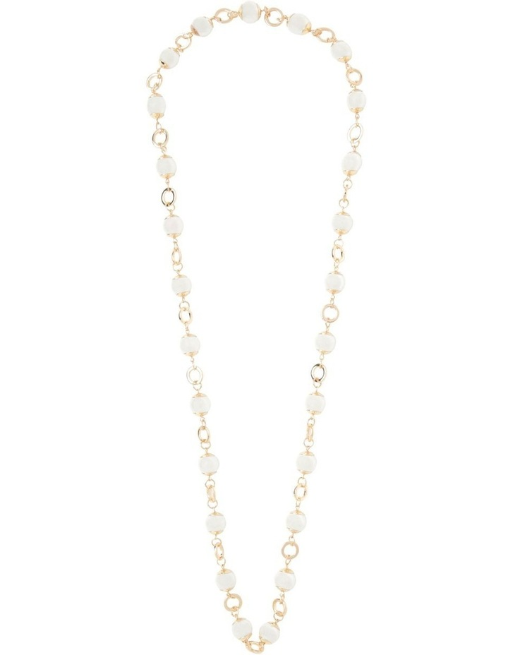 Pearl Statement Necklace image 2