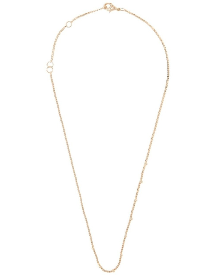 Circle Pendant Necklace image 3