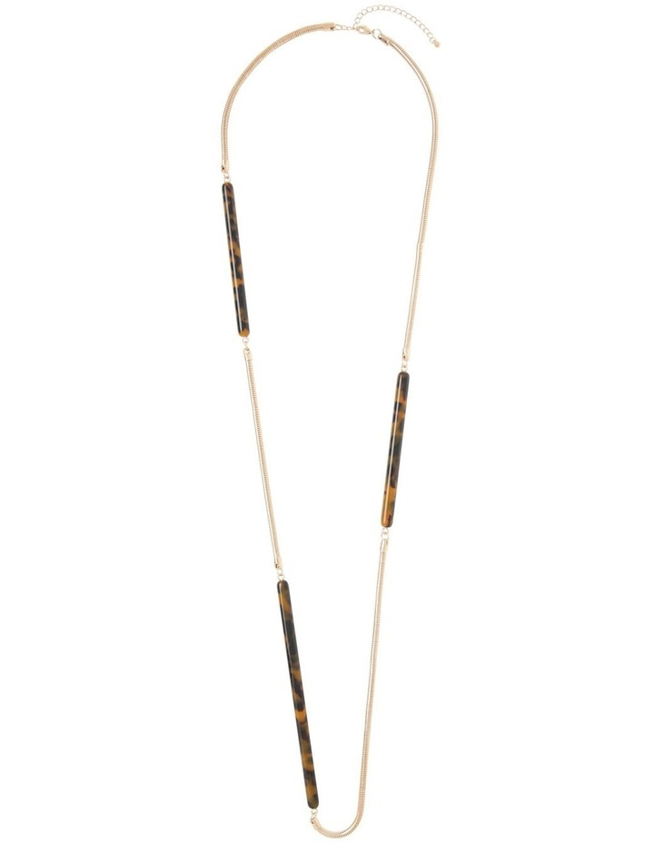 Long Snake Chain Necklace image 2