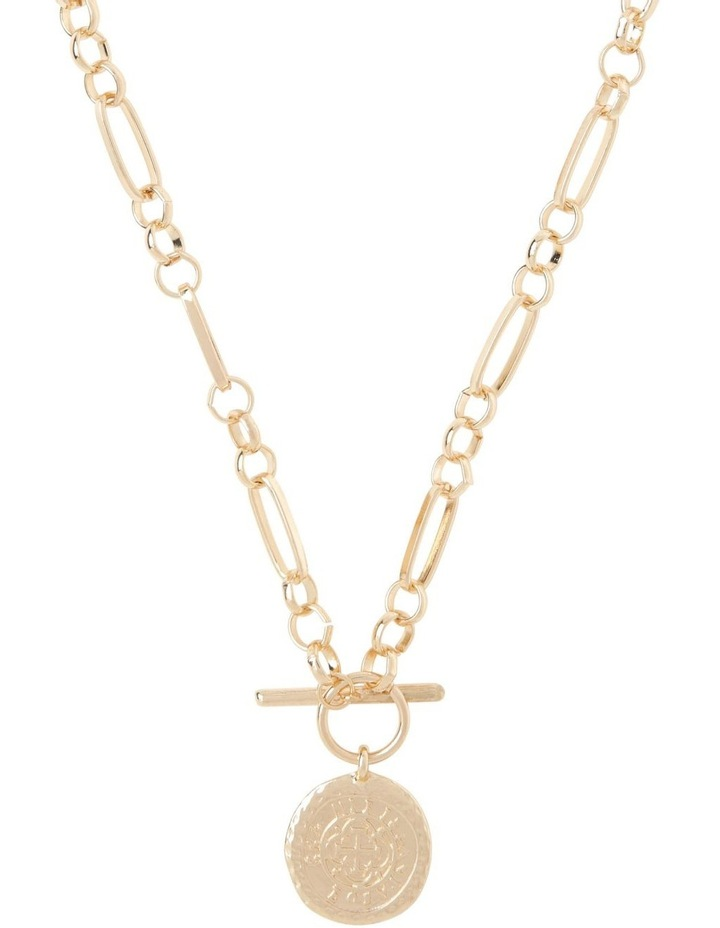 Link Fob Necklace image 1