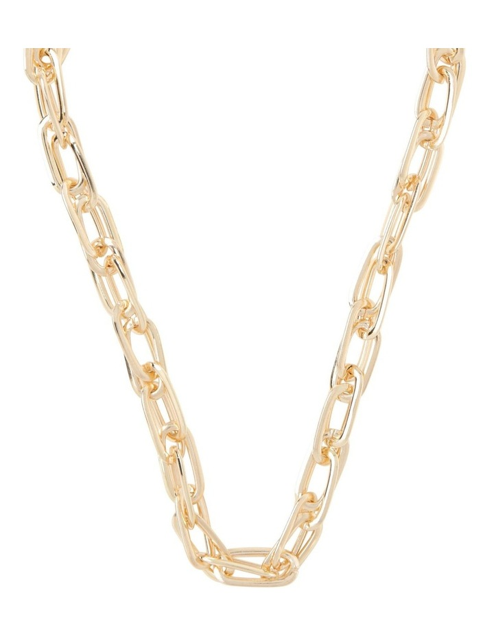 Interlocking Link Necklace image 1