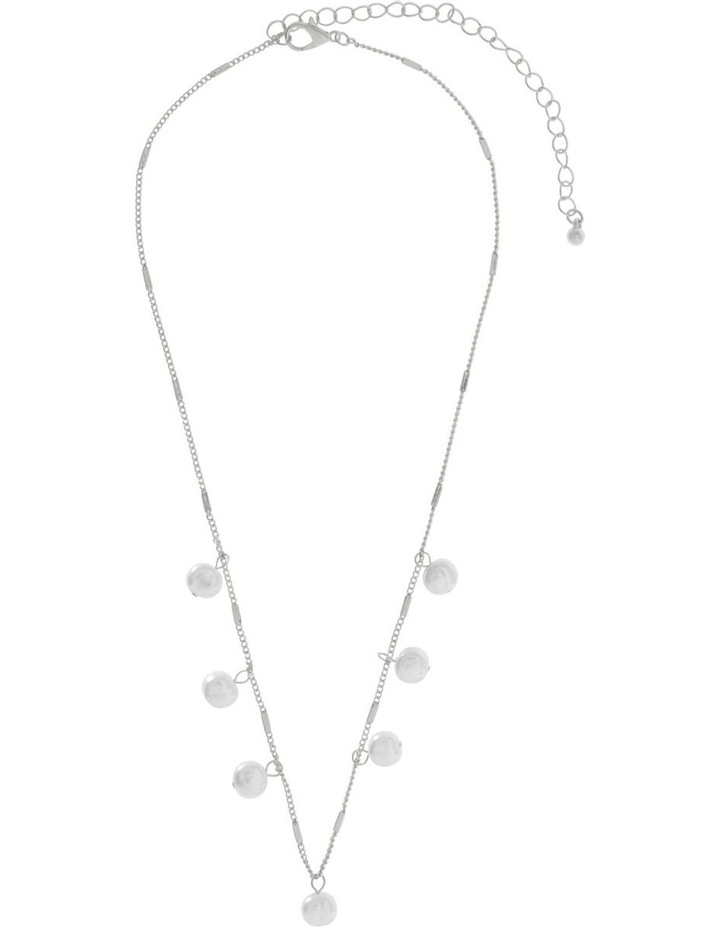 Organic Pearl Layered Necklace image 4