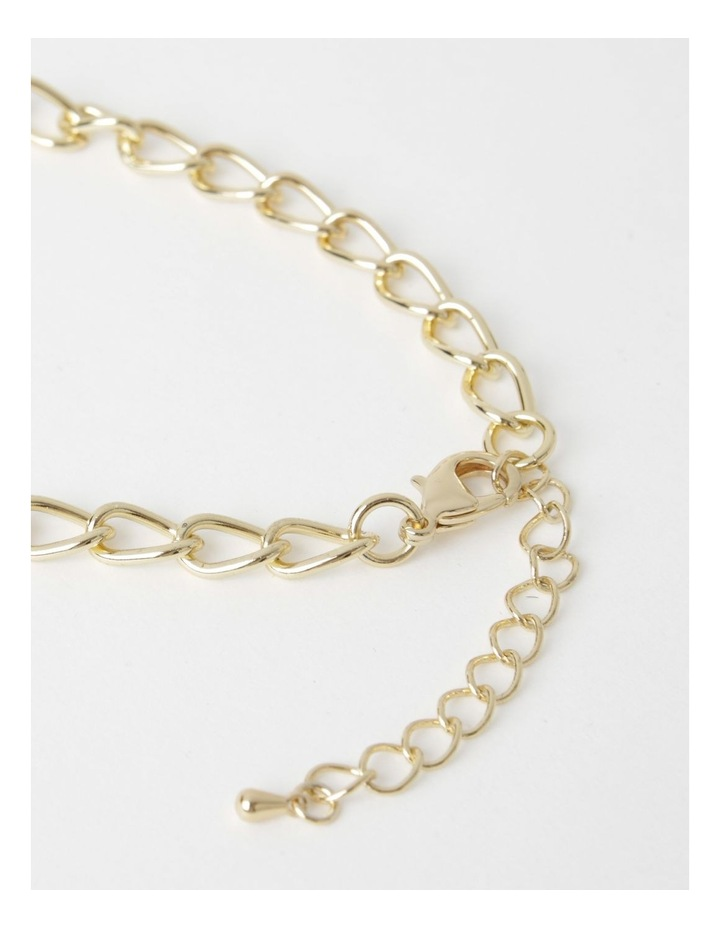 Long Chain Link Necklace image 3