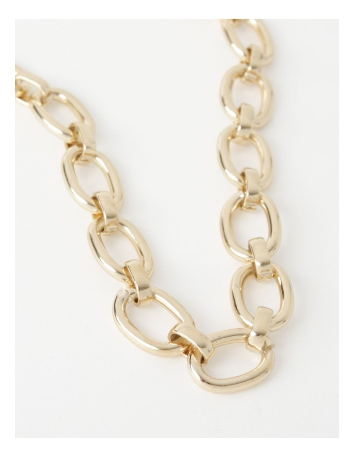 Simple Link Chain Necklace image 1