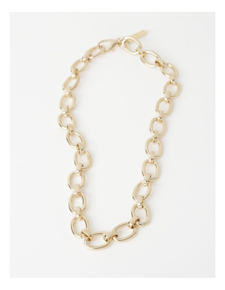 Simple Link Chain Necklace image 2