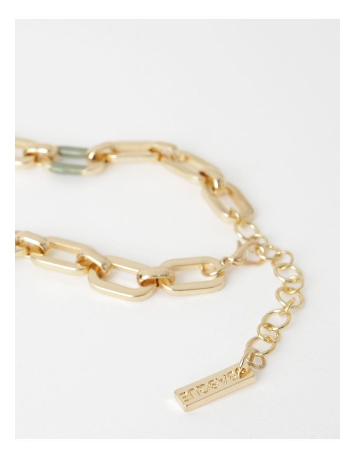 Chain Link Necklace image 3