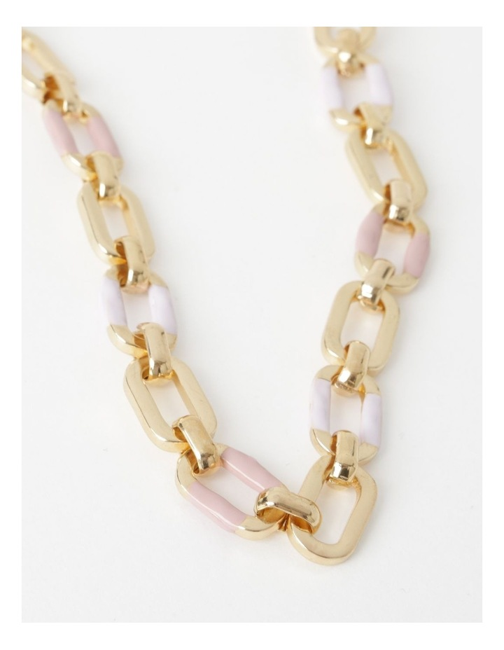 Chain Link Necklace image 1