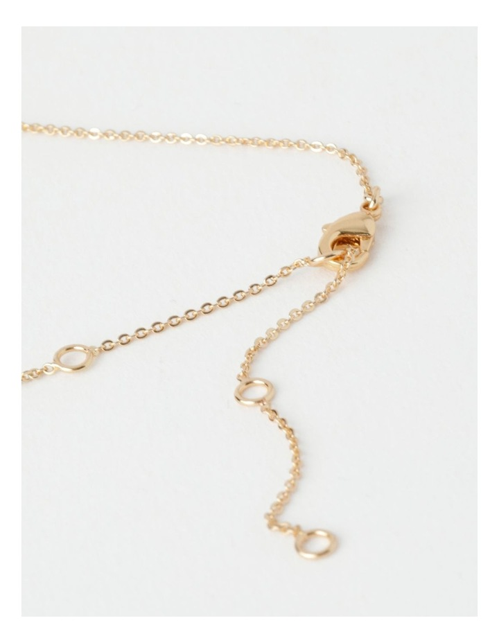 Star Charm Gold Necklace image 5