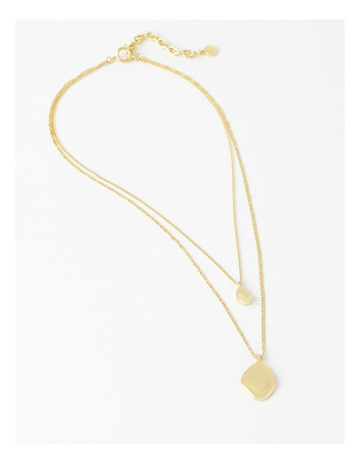 Delicate Layered Necklace image 1