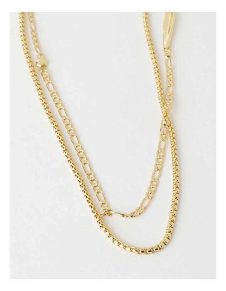 Layered Chain Neck image 1