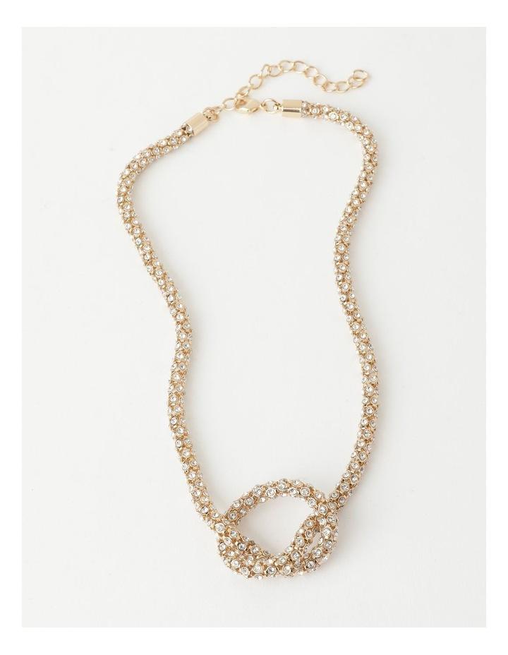 Embezzled Rope Necklace image 3