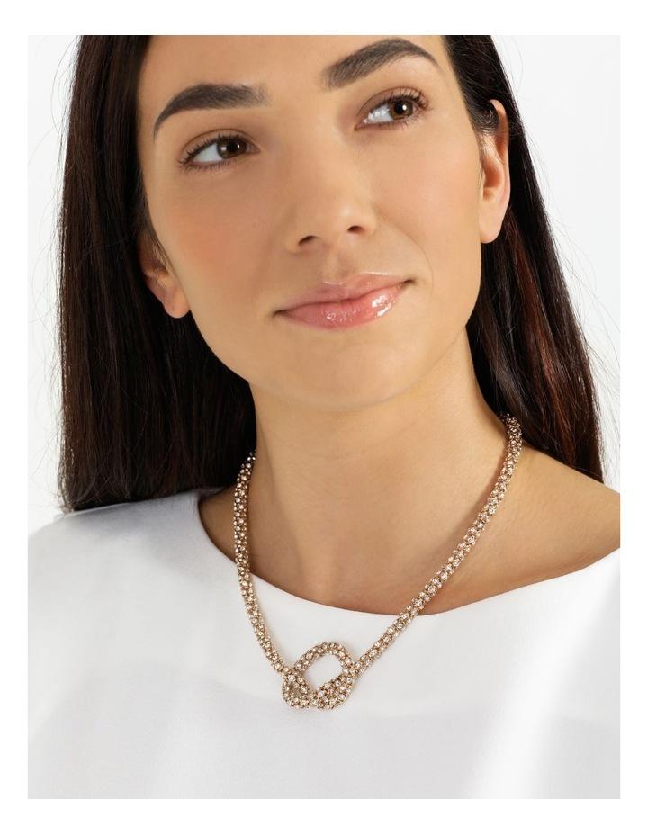 Embezzled Rope Necklace image 4