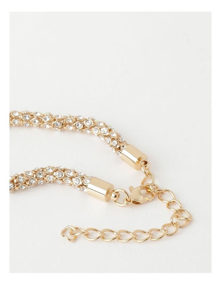 Embezzled Rope Necklace image 5