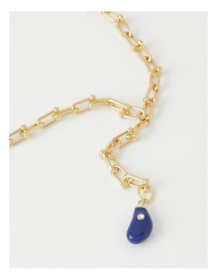 Enamel Charm Necklace image 2