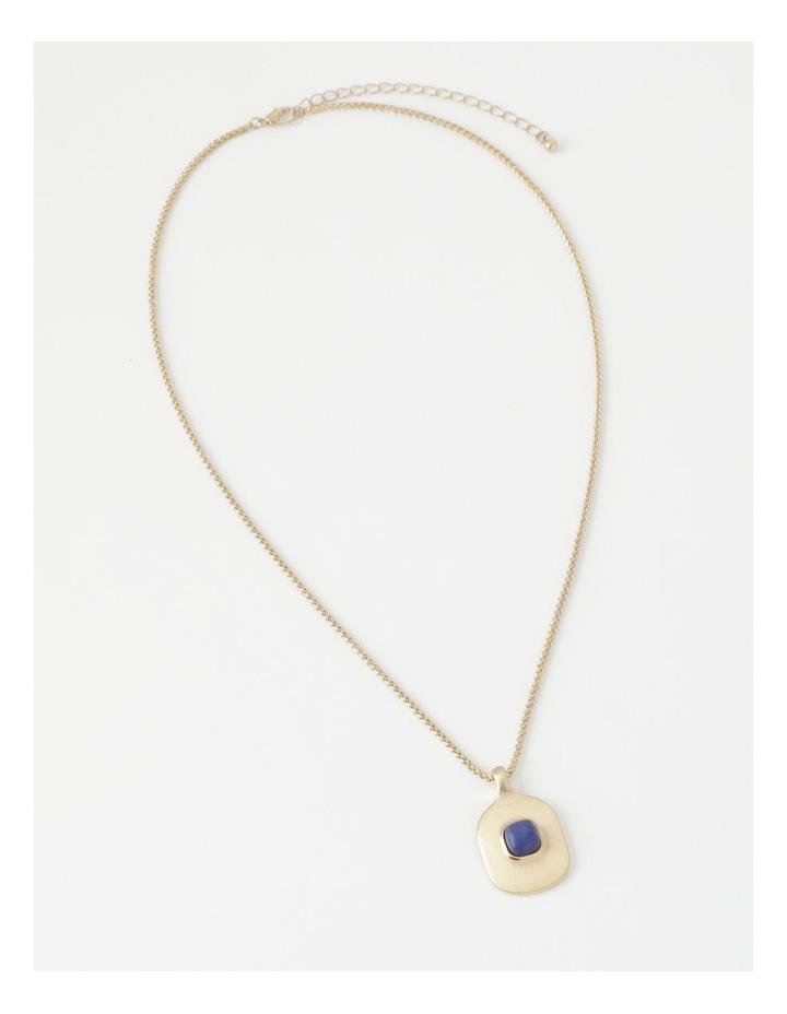 Stone Pendant Necklace image 1