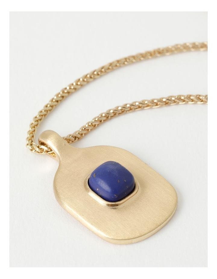 Stone Pendant Necklace image 2