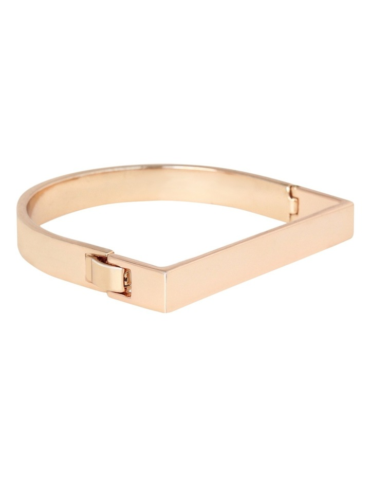 WCHSW16BA4 Flat Hinge Bangle image 2