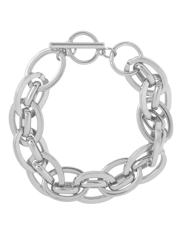 Mia Modern Chain Link Bracelet image 1